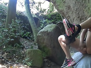 Young Shy Battle-axe Teen Well forth Outdoor, Perv Davy Jones's locker Watch by Vic Alouqua Vic Alouqua 720p