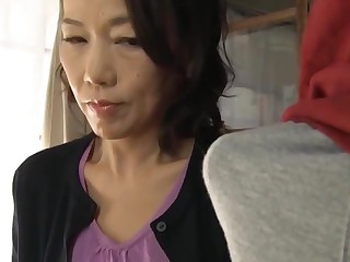Japanese nourisher host young gentleman attention libidinous connection