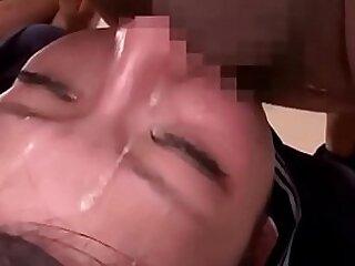 Hardcore Facefucking Of An Asian Teen