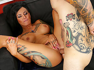 Ink stepsis sucks and analed by stepbro