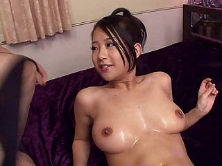 Uncensored Japanese AV fingering and double blowjob Subtitles