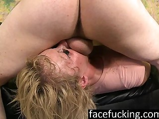 Dirty Whore Ruby Octroi Swallows Cock
